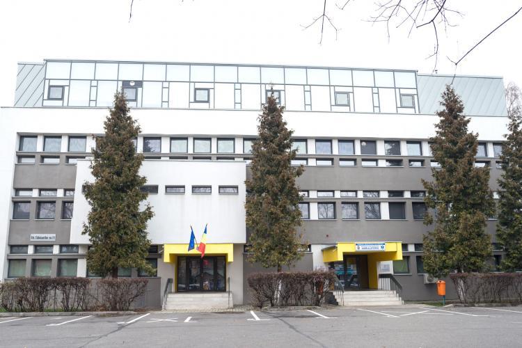 Focar de COVID-19 la spitalul Clujana