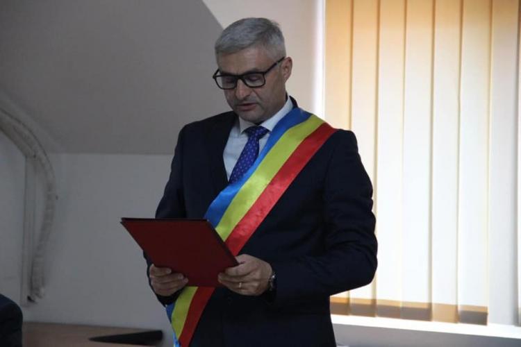 Primarul comunei Jucu a fost confirmat pozitiv cu COVID-19