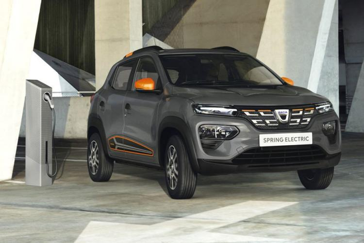 A fost lansată prima mașină electrică Dacia VIDEO