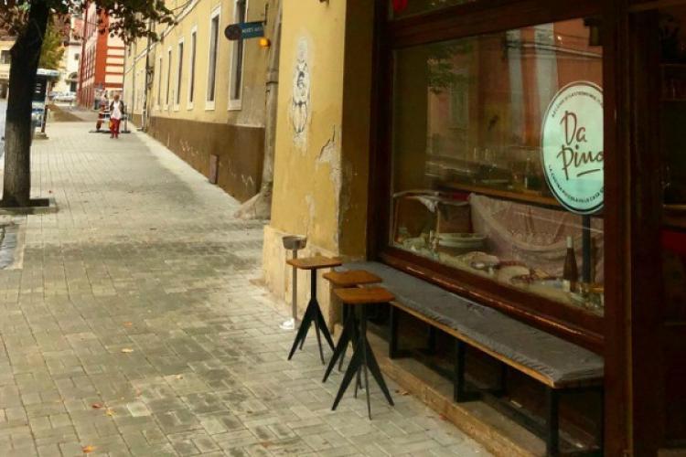 După cheful ILEGAL de la Da Pino, restaurantul a încasat o altă amendă și duminică seara când se pregătea de alt eveniment