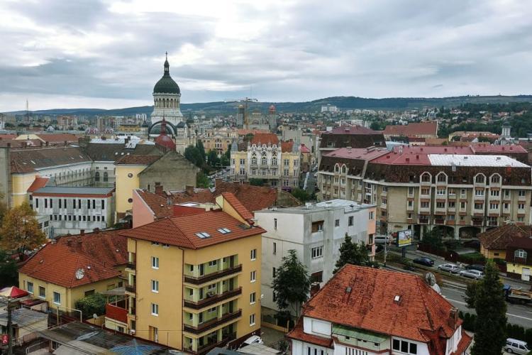 Cluj-Napoca a trecut pragul de 3 cazuri de coronavirus la mia de locuitori