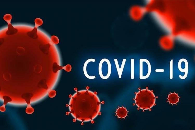 CLUJ: Rata incidenței COVID-19 pe fiecare comună și oraș
