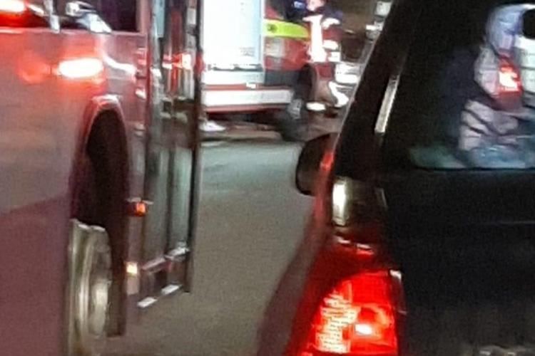 Accident cu 3 mașini pe Dorobanților! Traficul a fost blocat zeci de minute