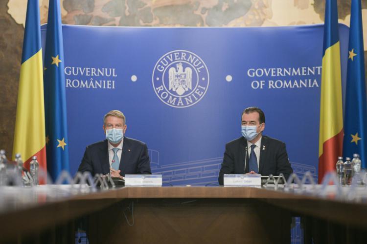 Iohannis anunță noi măsuri dure: Trebuie restricționată circulația pe timp de noapte