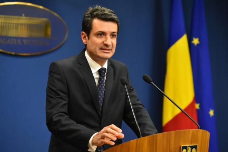 Patriciu Achimaș, fostul ministru al Sănătății, candidat al PSD Cluj la Camera Deputaților
