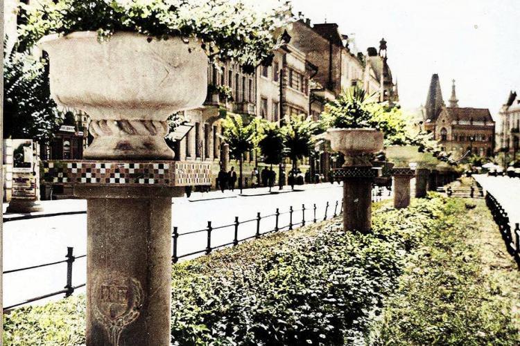 Strada Horea a fost probabil cea mai frumoasă din Europa - FOTO 1930-1940