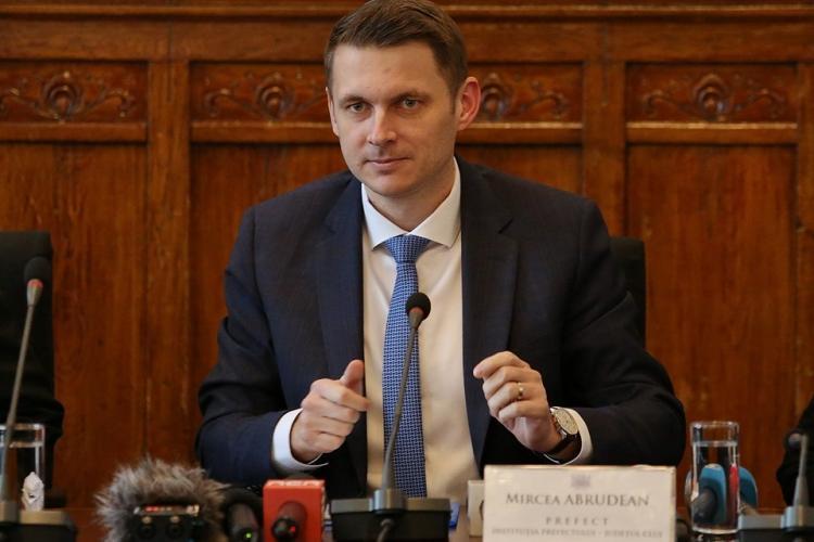Prefectul Clujului, Mircea Abrudean, a renunțat la un loc eligibil în Camera Deputaților: Nu pot să plec la greu! - INTERVIU