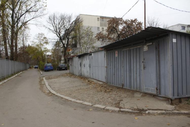 Boc anunță că se demolează încă aproape 800 de garaje din Cluj-Napoca