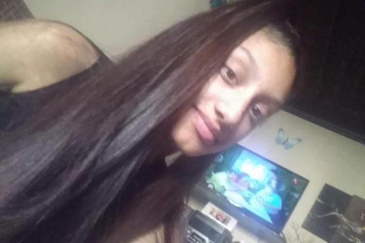 CLUJ: Minoră de 13 ani dispărută de acasă. Ați văzut-o?  FOTO