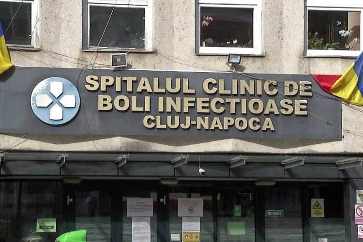 Cluj: Situația cazurilor de COVID-19 în 31 octombrie