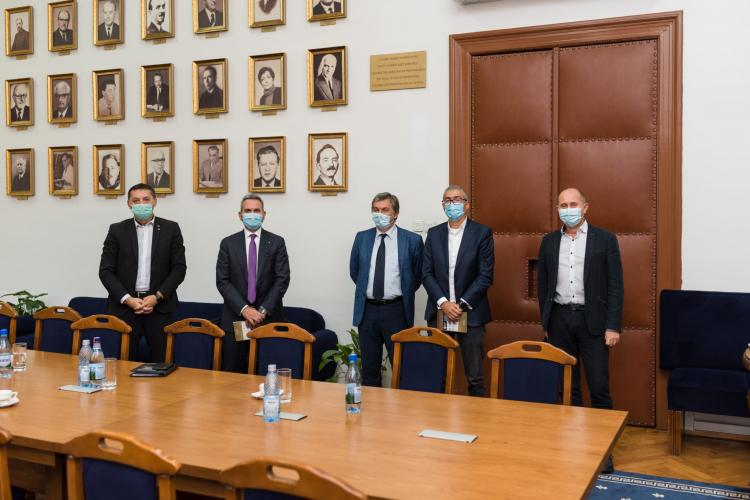 UBB și Banca Transilvania consolidează parteneriatul strategic