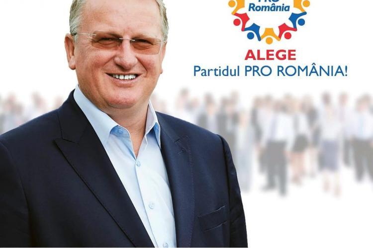 """Remus Lăpușan, PRO România: """"Venim cu măsuri concrete pentru a sprijini economic persoanele sau firmele afectate de criză"""""""