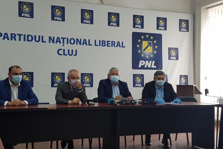 PNL Cluj a definitivat lista pentru Camera Deputaților și Senat - EXCLUSIV