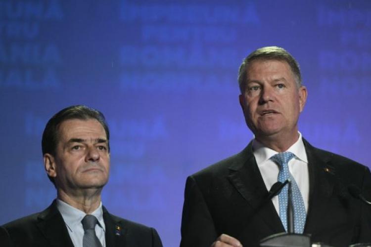 Care sunt cele trei nume vehiculate pentru funcția de premier al României