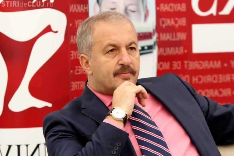 Vasile Dâncu are COVID-19, în plină campanie electorală