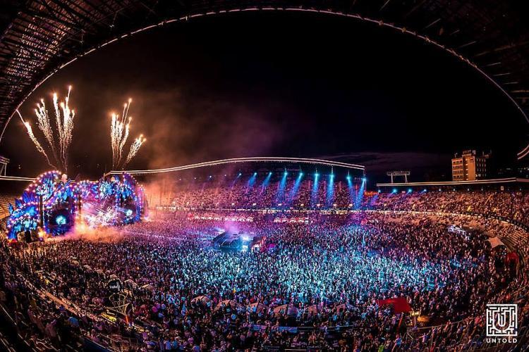 S-a stabilit data UNTOLD 2021. Festivalul are loc în luna august