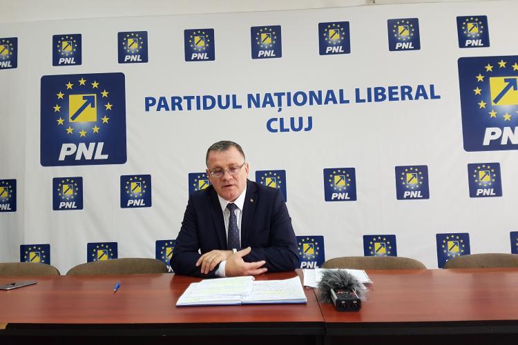 Adrian Oros, ministrul Agriculturii, depistat cu COVID-19