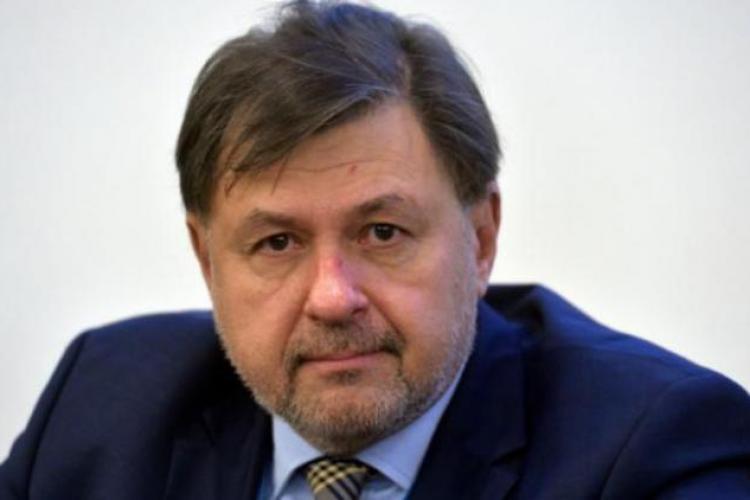 Alexandru Rafila este în izolare după ce soția sa a fost confirmată cu COVID-19