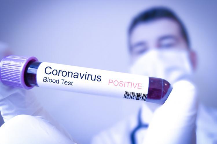 Clujul se menține pe locul secund în clasamentul județelor cu cele mai multe cazuri noi de coronavirus