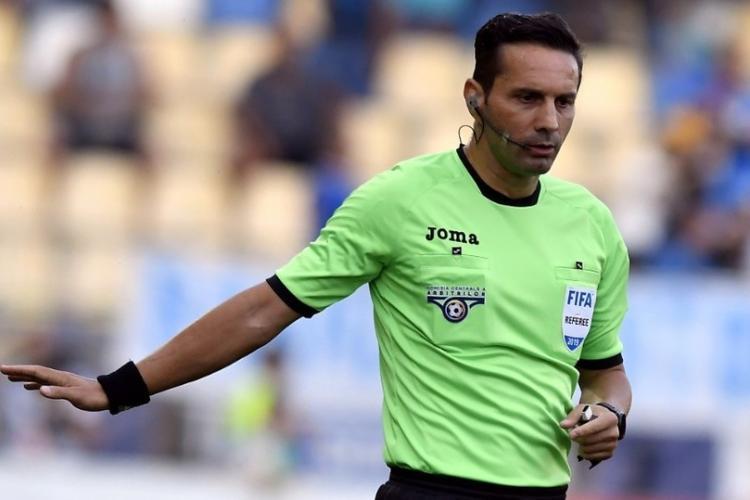 Ministrul Sportului, Ionuț Stroie, a reacționat după scandalul rasist provocat în Liga Campionilor de arbitrul Sebastian Colțescu