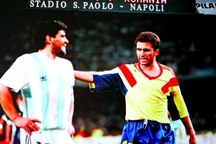 """Gică Hagi, despre moartea lui Maradona. """"A fost unic! Știți ce-i datorez lui Diego?"""""""