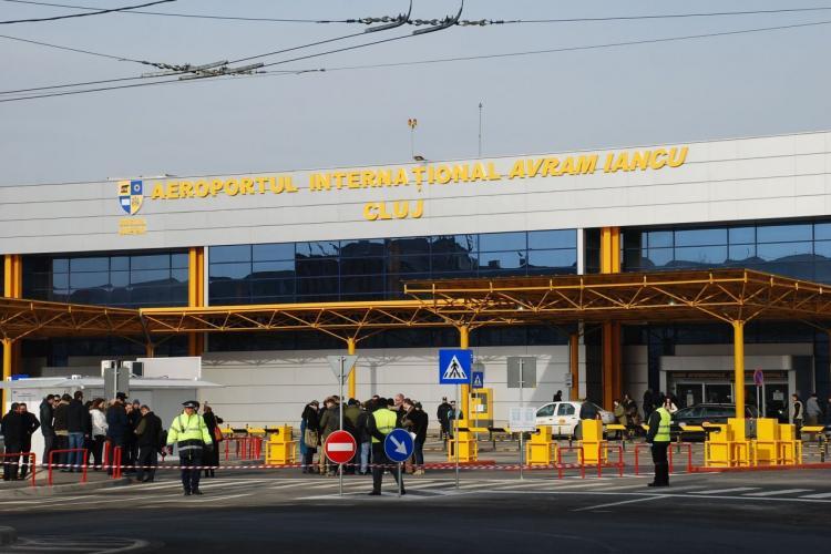 Blue Air reia din 1 martie zborurile internaţionale de la Cluj-Napoca