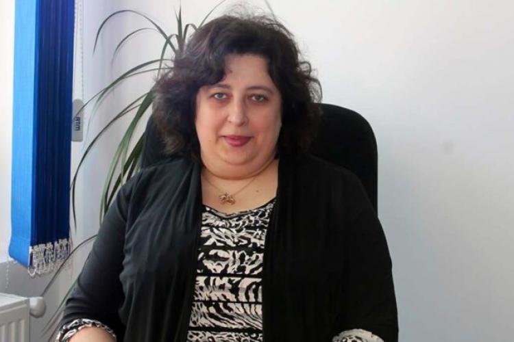 Șefa secției de neurologie de la Dej a murit din cauza COVID-19