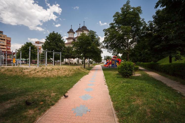 """""""Groapa"""" se modernizează! Zona Expo Transilvania va fi asfaltată și va apărea un parking"""