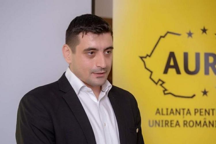 Gheorghe Simion, liderul AUR, căutat masiv pe Google de românii surprinși