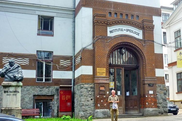"""UBB redeschide Institutul """"Emil G. Racoviță"""" pentru studiul vieții în condiții extreme, închis de comuniști în 1956"""