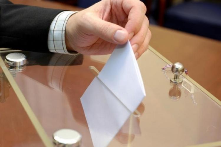 CLUJ: S-au deschis două dosare penale de fraudă la vot