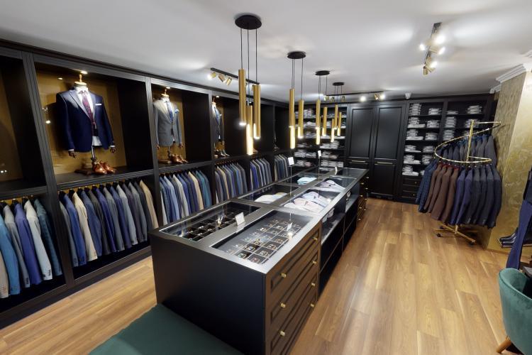 Gentlemen's Boutique, cel mai nou magazin de lux din Cluj specializat exclusiv în moda bărbătească