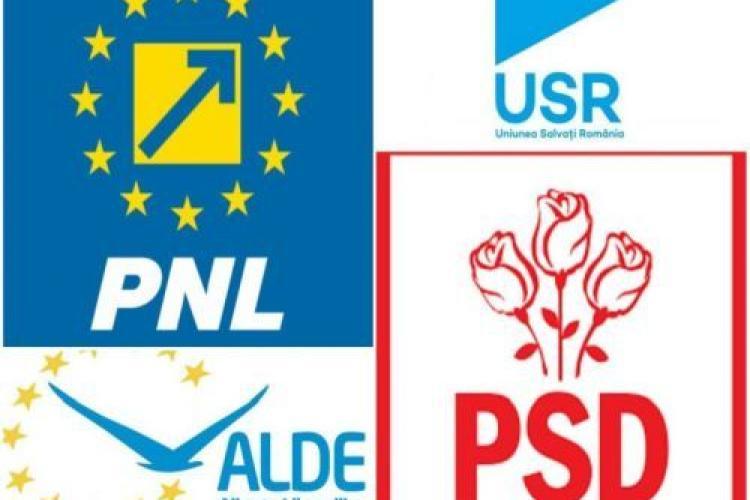 Ce subvenții au primit partidele în ultimii patru ani. Fiecare român cotizant la buget a dat 19.000 euro partidelor