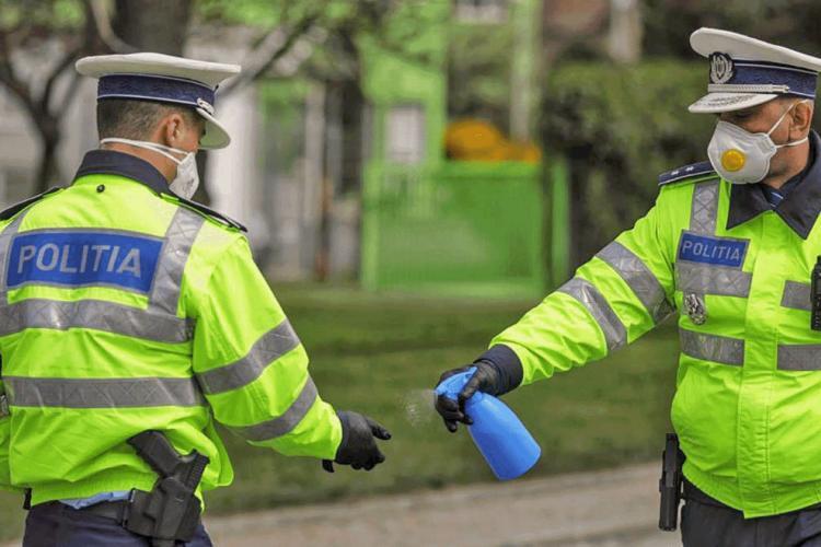 Polițiștii amenințați să dea cel puțin o amendă pe zi, susține Sindicatul Europol