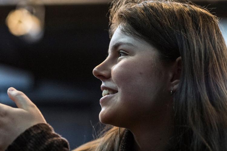 O studentă a UBB, câștigătoarea marelui premiu pentru scurtmetraj la Festivalul Internațional de Film de la Gijón
