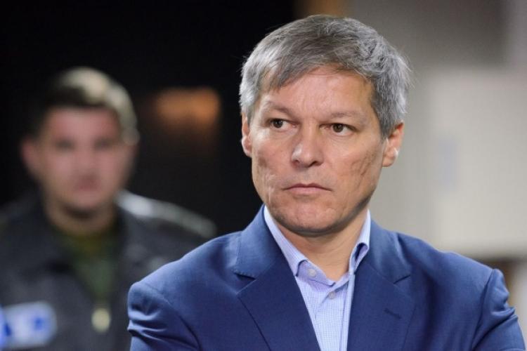 Dacian Cioloș: Suntem pregătiți să ne asumăm guvernarea alături de PNL