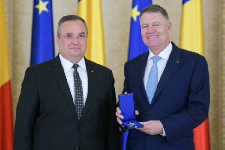 Premierul interimar Nicolae Ciucă, cea mai scurtă declarație. A spus într-un minut ce obiective are