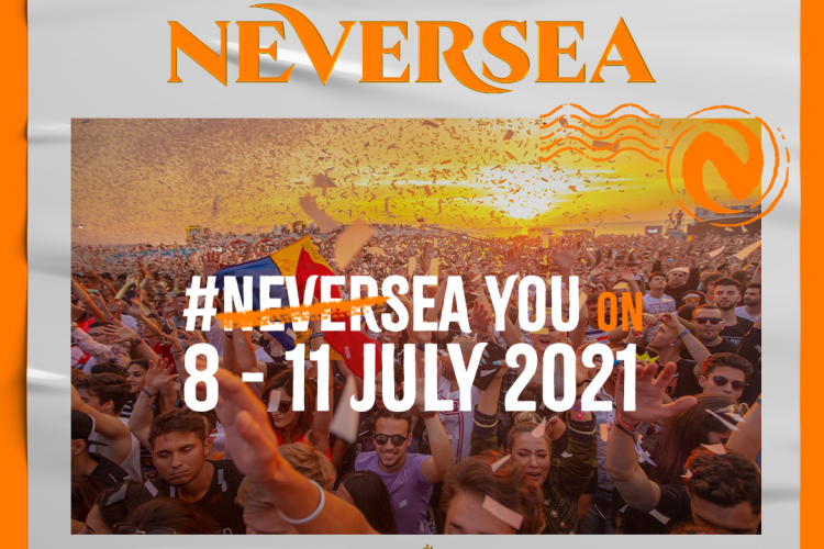 NEVERSEA 2021 va avea loc între 8-11 iulie! Data festivalului a fost aleasă de fanii din întreaga lume