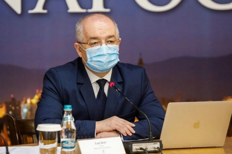 Boc se va vaccina public împotriva COVID-19. De ce va face acest lucru