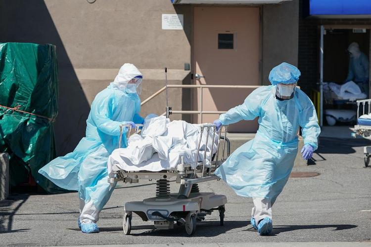 Numărul deceselor cauzate de coronavirus se menține ridicat: 120 de persoane au decedat în ultima zi