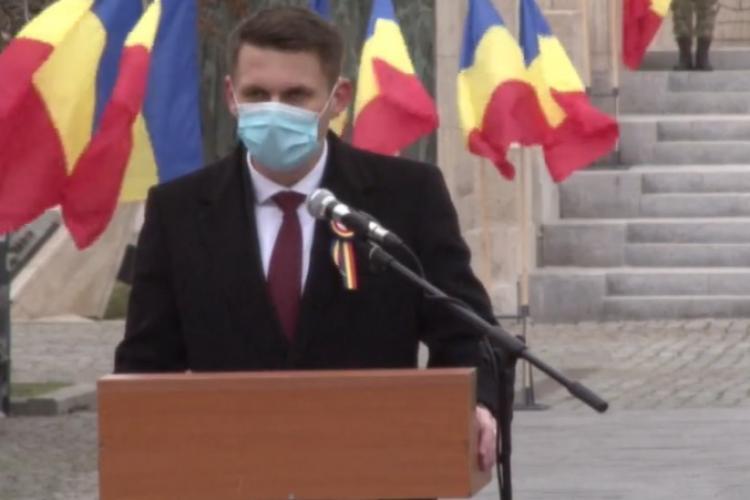 Festivități fără participarea publicului, la Cluj, de 1 Decembrie VIDEO LIVE