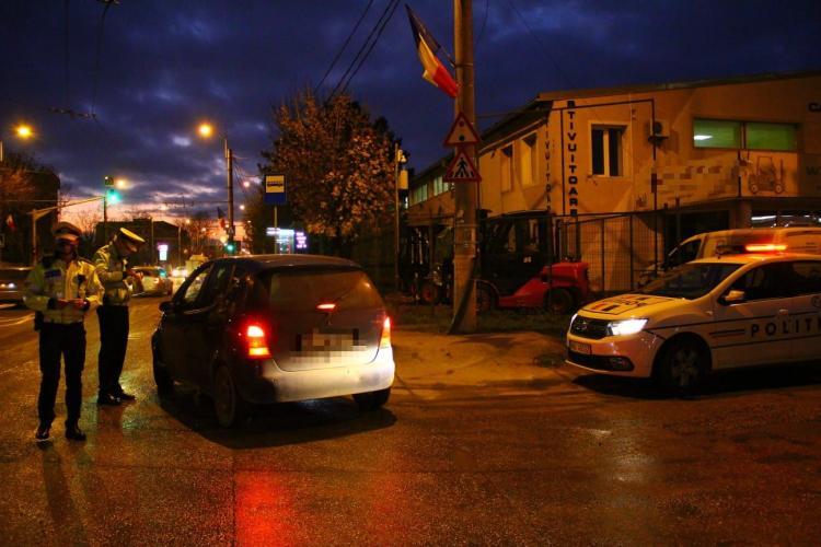Noi controale la Cluj pentru a verifica respectarea măsurilor împotriva COVID-19. Câte amenzi s-au dat