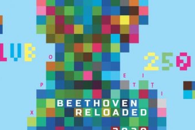 """Expoziția """"Beethoven Reloaded"""" va avea loc la Muzeul de Artă Cluj. Se va transmite și live pe internet"""