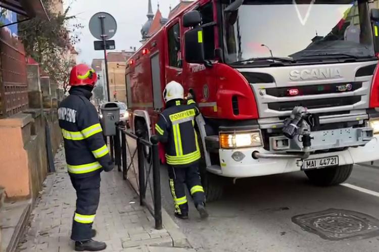 După incendiul de la Spitalul CFR Cluj s-a aflat că nu aveau autorizație de securitate la incendiu. Pompierii au dat o amendă URIAȘĂ, dar DEGEABA