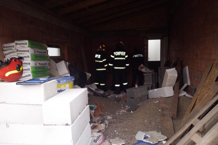 Descoperire macabră! Clujeancă decedată după ce a căzut în beciul casei FOTO/VIDEO