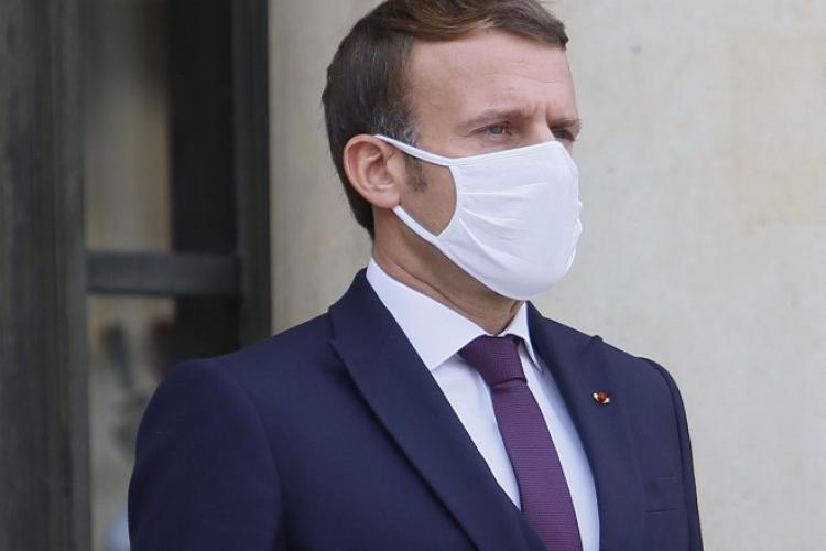 Altă fantasmă? Emmanuel Macron vrea în țările UE aceleași măsuri anti Covid