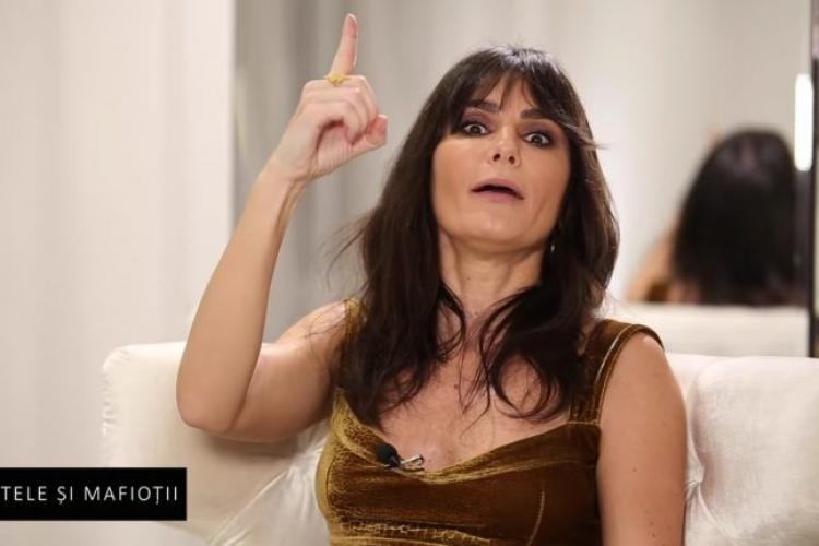 Dana Budeanu pusă la punct de creatoarea Iulia Albu: Plescăie și vorbește cumva ca un bărbat