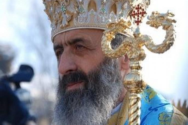 Mitropolia Clujului, condusa de episcopul vicar Irineu Bistriteanul, cat timp IPS Bartolomeu este la Viena