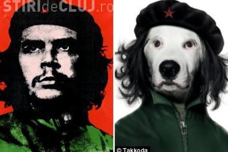 """Fotograf britanic, dat in judecata pentru ca a """"manjit"""" imaginea lui Che Guevara"""