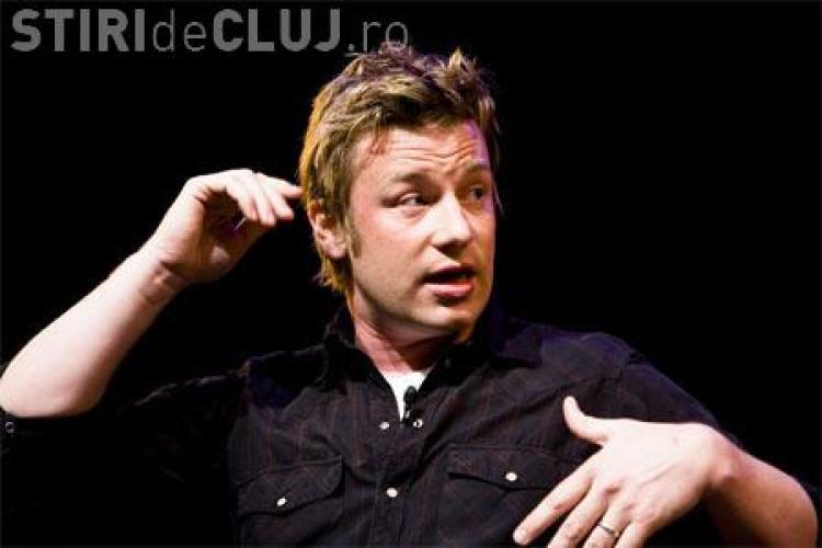 Jamie Oliver, invitat la Festivalul de Gatit in Aer Liber de la Cluj
